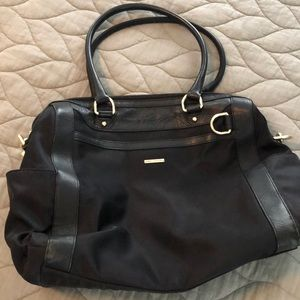 Rebecca minkoff knocked up baby diaper bag